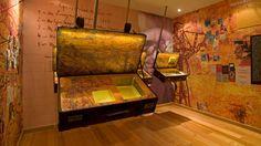 Nikos Kazantzakis Museum, a modern literature museum in #Crete dedicated to the famous cretan author