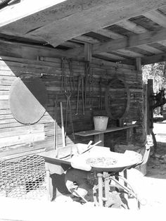 another blacksmith shop idea