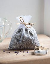 Dried lavender for cooking