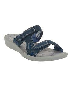 Another great find on #zulily! Blue Sillian Wonder Sandal #zulilyfinds