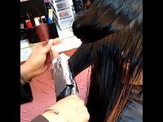 Repolarizacion del cabello (cauterización) (Hidratacion Profunda) (Deep Moisturizing Hair) - YouTube