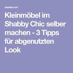 DIY : Vintage Schilder Selber Machen   Shabby Chic   Holzschilder Beschr...    STYLE: Shabby Chic   Pinterest   Vintage, Chic And Shabby Chic