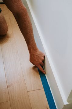 Step by step instructions for flawless floor trim.