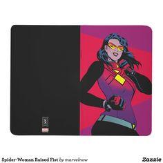 Spider-Woman Raised Fist