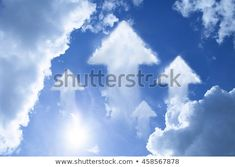 Cloud Shapes, Clouds, Outdoor, Image, Heaven, Outdoors, Outdoor Games, Outdoor Living, Cloud