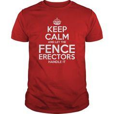 (New Tshirt Coupons) Awesome Tee For Fence Erectors [Tshirt Sunfrog] Hoodies, Funny Tee Shirts