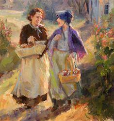The Visiting Teachers | Julie Rogers - Artist