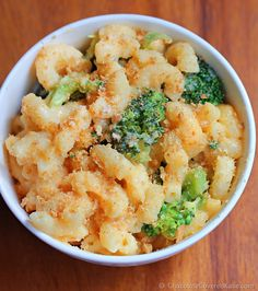 "The ""skinny"" macaroni & cheese makeover that is low in fat, high in protein, and less than 250 calories! Recipe here: http://chocolatecoveredkatie.com/2014/12/28/healthy-mac-cheese/"