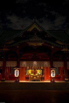 Kanda Shrine, Tokyo, Japan