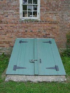 Delicieux DIY Bulkhead Doors.