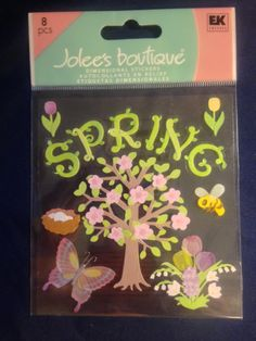 Jolee's Boutique    Spring    self by CynthiasCraftingNook on Etsy