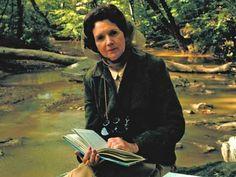 Rachel Carson homenaje a una de las grandes biólogas marinas reconocidas a lo largo de la historia y precursora del movimiento que defiende la conservación del medio ambiente.
