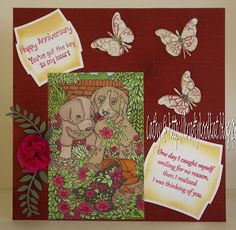 I love this cute image.  I sent this card to my hubby for our Wedding Anniversary.  For my blog posting please go to:- http://kraftykoolkat.blogspot.co.uk/2016/06/sparkles-monthly-challenges-challenge.html Thank you Hugs Cathy xxxxx
