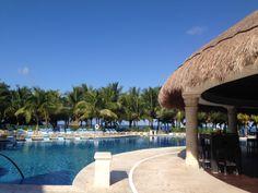 Cozumel, Mexico! Delicious margaritas :)