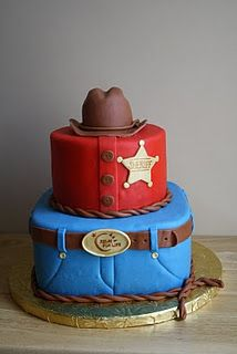 Cowboy Hat Western Birthday Cake Cakes and Cupcakes for Kids