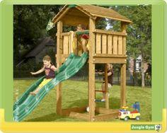 Jungle Gym Cottage Module