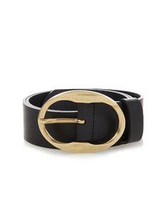 Isabel Marant Étoile Carl smooth-leather belt