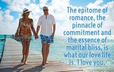 honeymoon love quotes