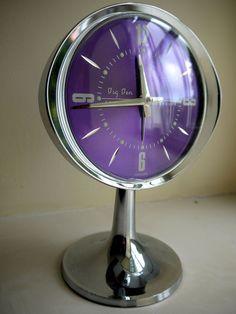 1970's Westclox 'Big Ben' Retro wind-up alarm clock