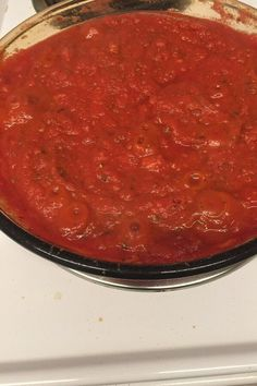"No Tomato Pasta Sauce | ""I can't eat red tomatoes and have been looking for alternatives to Alfredo and pesto sauce for quite a while. I really liked this recipe. It mimicked ""red"" sauce so well, I had to train my brain that it was ok to eat!"" #pasta #pastarecipes #pastainspiration #pastadinner #pastaideas #pastadinner #pastaideas Tomato Pasta Recipe, Pasta Sauce Recipes, Veggie Recipes, Healthy Recipes, Scd Recipes, Recipies, Nightshade Free Recipes, Plant Diet, Pesto Sauce"
