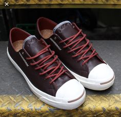 93d241d448f The Converse Jack Purcell Gets a Luxe