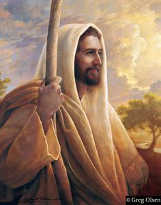 Light of the World. One of my favorite paintings of Jesus by Greg Olsen.