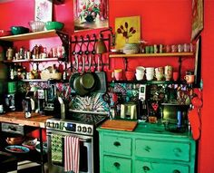 color combo - mexikanische farben