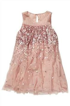Buy Sequin Tunic from the Next UK online shop Blush Flower Girl Dresses, Baby Girl Dresses, Grad Dresses, Petite Dresses, Girls Fashion Clothes, Kids Fashion, Sequin Tunic, Sequin Shirt, Little Girl Skirts