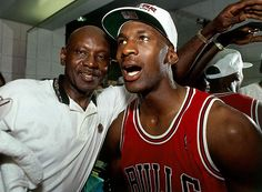 Jeffrey Jordan Michael Jordan (Father's Day)
