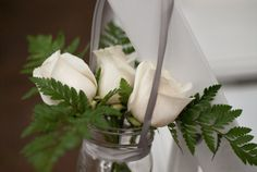 Sara & Joshua's Just Perfect Spring Wedding «