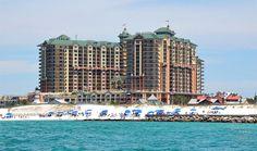 Emerald Grande Resort at Harborwalk Village in Destin Florida