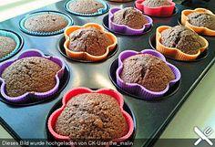 Nutella-Muffins