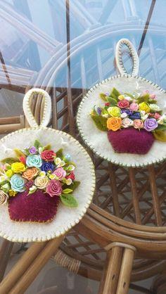 My flowers#hand made-Sümbül Eldek