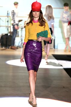 Leather Trend - 2012-2013 Autumn Winter; Dsquared