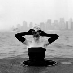 Rodney Smith Photography - I like the quirkiness, obviously not the evening gown and gloves for what we are doing...
