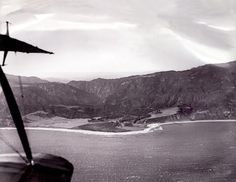 Aerial Malibu