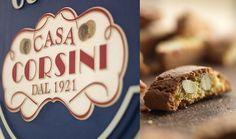 Corsini: ottimi biscotti e torte tradizionali!
