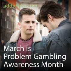 Concerned that someone you love has a gambling problem? Is your spouse spending worrisome amounts of money on gambling? Learn more: Gambling Awareness Month