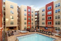 13th and Olive - We have 2 Year round heated pools - This luxury student housing is in the heart of downtown Eugene with Rates starting at $599 - Call today to schedule your tour! 541.685.1300