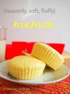 Woman Scribbles: Mamon Recipe