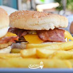 Double καραντίνα; Double Burger Bacon!🥓🍔 ☎️2310.632180 💻 www.krepatown.gr 📍 Μιχαήλ Καραολή 20, Συκιές #krepatown #Συκιές #Νεάπολη #Πολίχνη #yummy #delicious #delivery #skgfood #thessaloniki