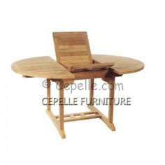 Round Extanding Table | Cepelle Furniture