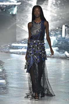 You Can Buy Rodarte's Spring 2015 Mermaid Gown For $21,850—Any Takers?