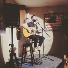 Charley Lawson at Higher Ground Cafe Open Mic Night on May 29th