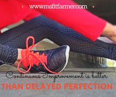 Great blog with tons of free advice, fitness motivation and inspiration! www.msfitfarmer.com It's not a diet, it's a lifestyle!