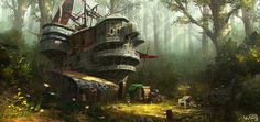 The Art Of Animation, JongWoong Park