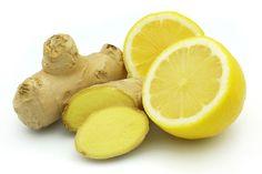 Народная медицина: полезные свойства лимона и имбиря