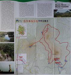 Sentiero del Monte Ricco e del Monte Castello