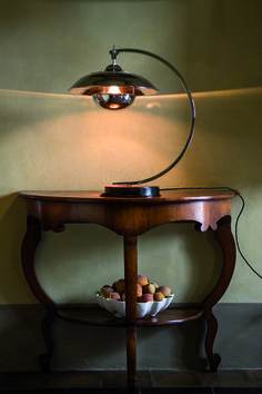 Art. 1952 Table Lamp Tribute to M.Fortuny