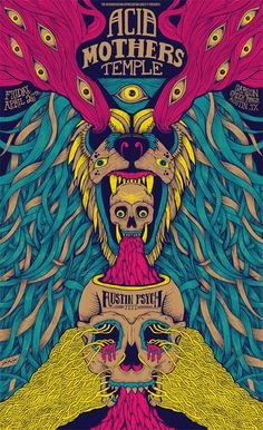 Click the image to join the Texas Psych Group! Now on Facebook! Around since 1998!  Acid Mothers Temple (Austin Psych Fest)